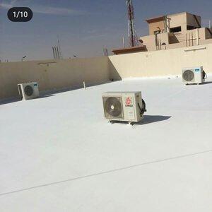 تركيب عوازل حرارية ومائية
